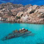 caprera island landscape