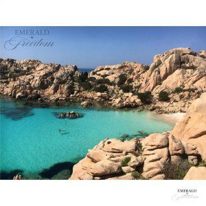 Cala coticcio o Thaiti la spiaggia più bella di Caprera