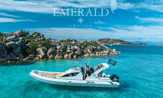 rigid inflatable boat rental palau sardinia