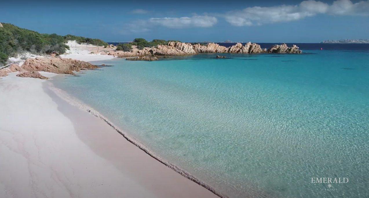 spiaggia più famosa di budelli